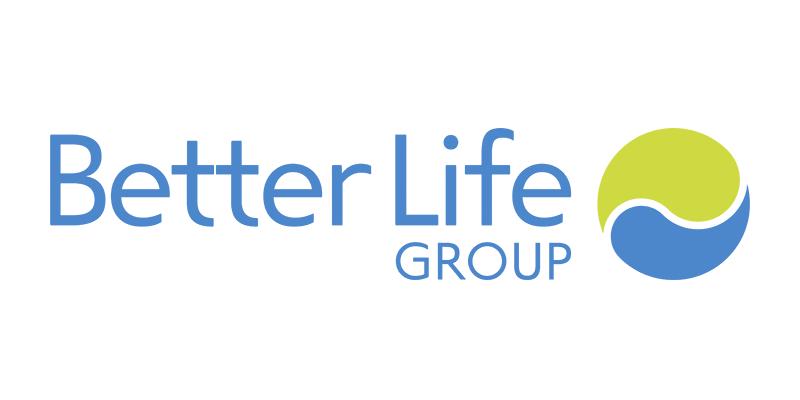 Better Life Group logo